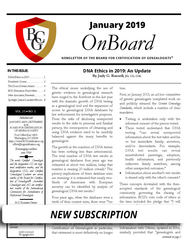 One Year Subscription To Onboard Board For Certification Of