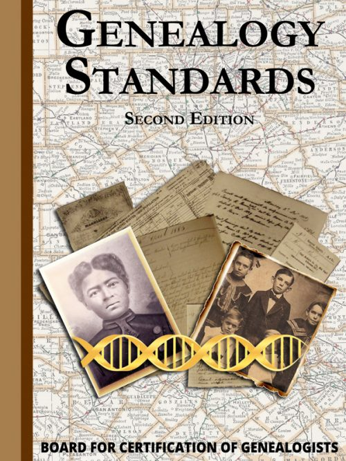 genealogy fiftieth anniversary edition